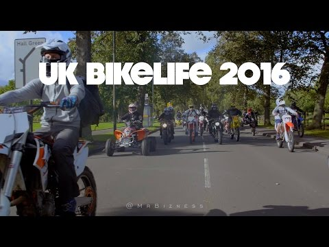 UK Bikelife 2016 Part 1 (Dir By @MrBizness)