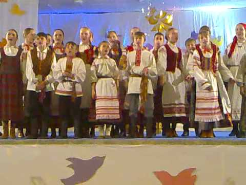 International Year of Natural Fibers in Belarus - Folk Music