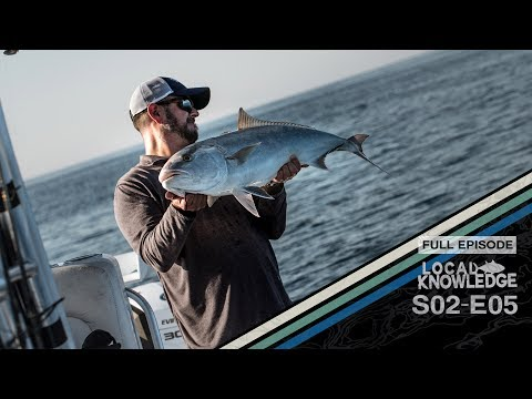 Local Knowledge Fishing Show S02 E05 Quicksands Treasure FULL EPISODE