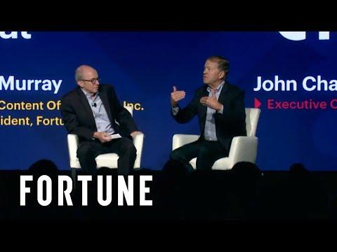 Cisco's John Chambers I Fortune