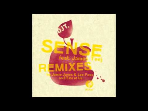 DJ T. feat James Teej - Sense (Jamie Jones & Lee FossRemix)