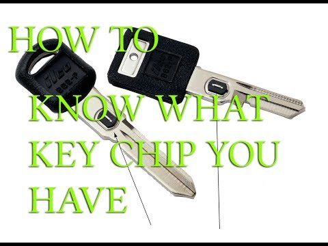 How to Find KEY resistance in GM PASSKEY Chip for KEY REPLACEMENT