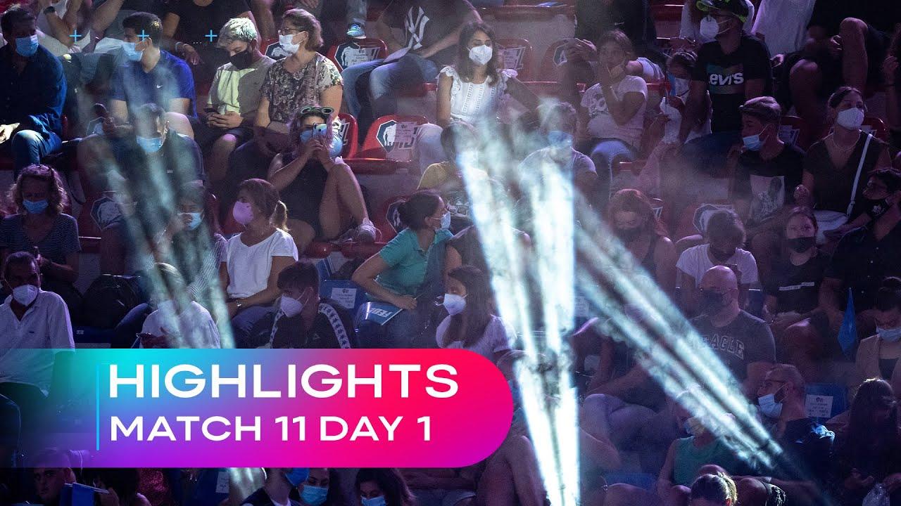 Download ISL SEASON 3 | MATCH 11 DAY 1 HIGHLIGHTS