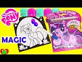 My Little Pony Twilight Sparkle Magic Ink Pen with Shopkins Season 5