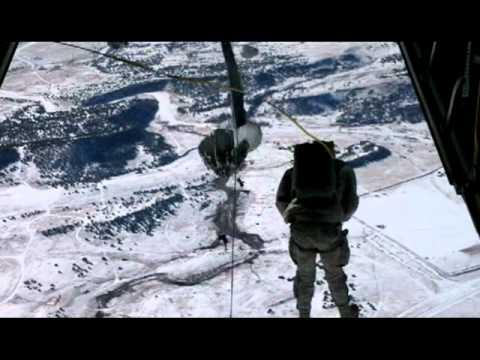 C-130 Army Jump - Personnel Drop in Colorado Springs
