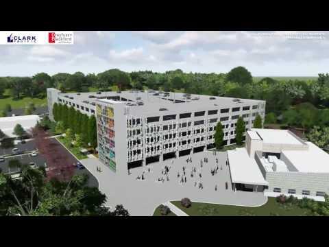 CSU Sacramento Parking Structure V - Clark Pacific / Dreyfuss + Blackford Architecture