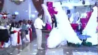 Свадьба в Бишкеке www.alana-show.kg Цветок лотоса