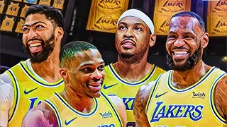 BREAKING NEWS: LAKERS SIGN MELO AND MALIK MONK!!!!
