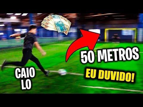EU DUVIDO FAZER IGUAL O GOL EM ORLANDO DE 50m DE DISTÂNCIA!!!
