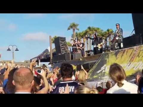 "Switchfoot - Live Concert - Imperial Beach, CA 7/17/16 ""Meant To Live"""