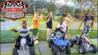 ATV Race Challenge VS Panton Kids