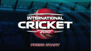 International Cricket 2010: Episode 1: Derp?