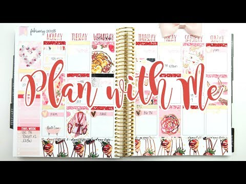 Plan with Me: XO ft. Nicole Alexia Designs