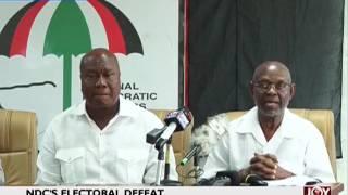 NDC's Defeat on Joy News (19-6-17)