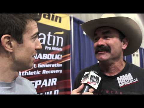 Don Frye says Brock Lesnar doesn't belong in the (UFC) cage, testosterone should be legal