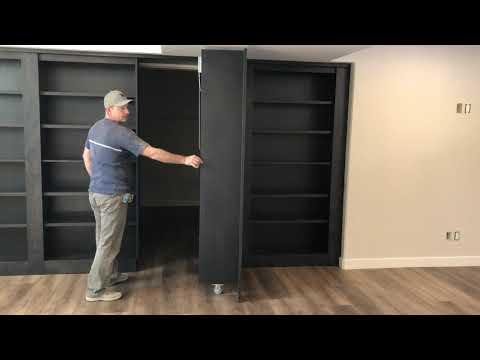 custom-hidden-door/bookcase-(secret-room)---mustang-woodworking