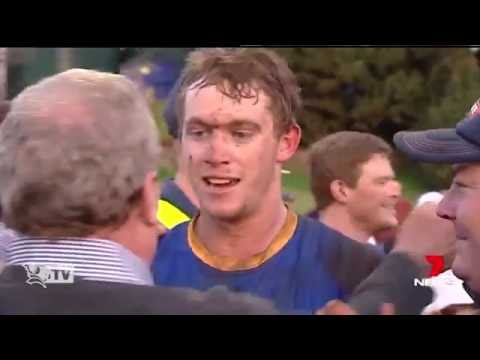 Channel 7's coverage of Darling Downs Grand Final
