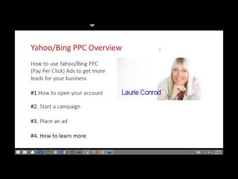 How I use Yahoo Bing PPC ads to get leads everyday