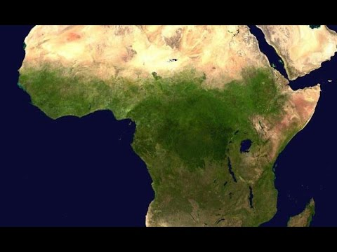 What in the World Was Just Spotted in the Clouds Over Africa!