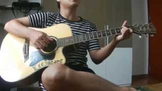 Đinh Mạnh Minh | Bài Ca Tình Yêu (Guitar Cover, Acoustic) | Kee Tam Hoàng