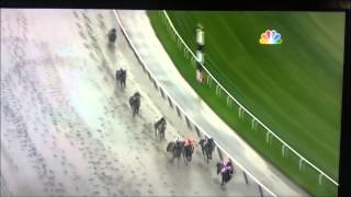Calidoscopio incredible come from behind win brooklyn handicap 6-7-2013