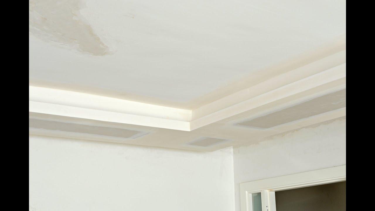 Montaje de luz indirecta youtube - Luz indirecta escayola ...