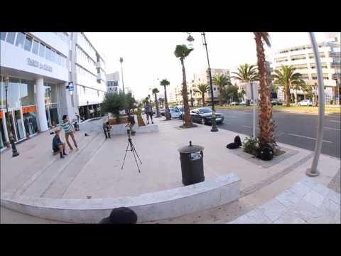 Atlas skateboards x DC shoes quick promo  El Mehdi Anys