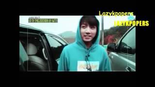 BTS Jungkook - Spy Mission Run BTS Cut Resimi