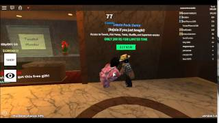 roblox twisted murderer: twerking with taymaster