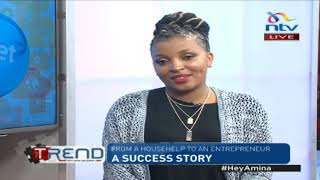 From a househelp to company CEO: The extraordinary story of Joyce Wangai #TheTrend