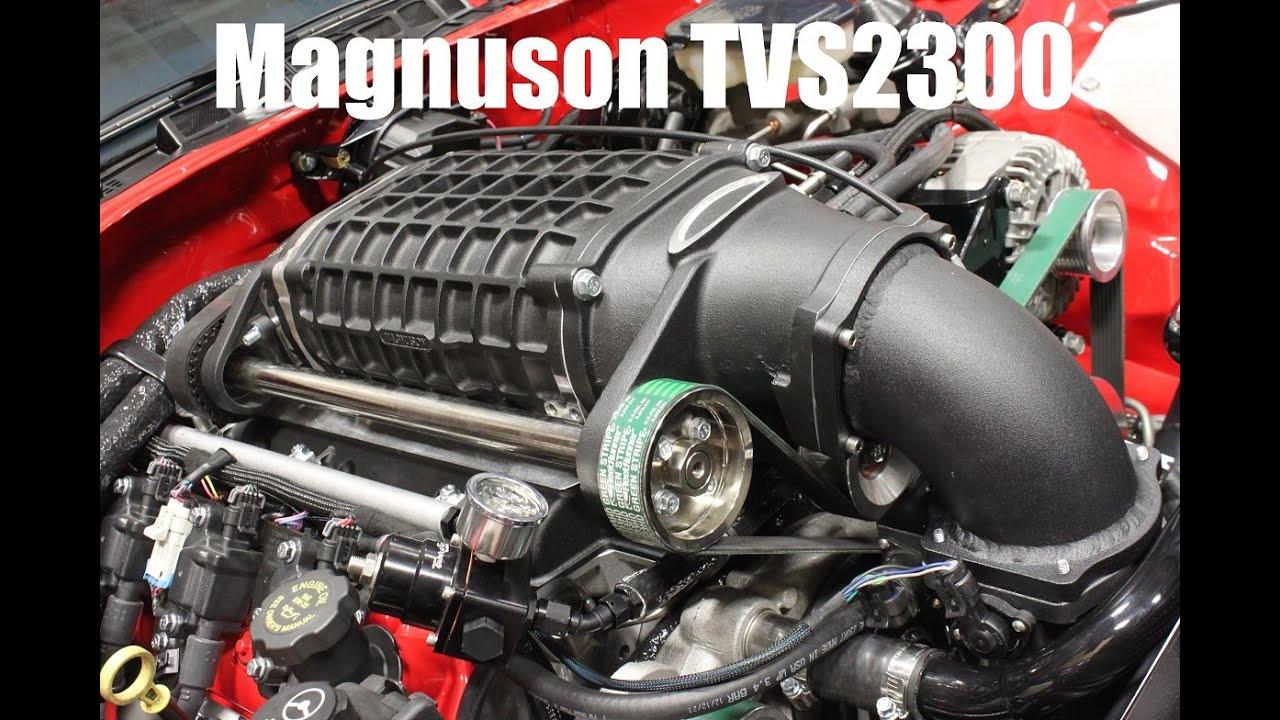 supercharger gen magnuson swap 3rd tvs2300 ls2