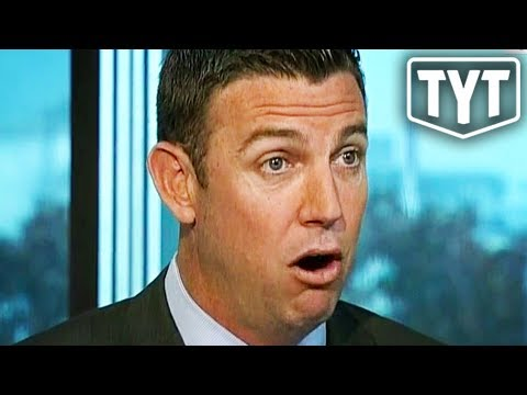 Duncan Hunter Caught Cheating On More Than Campaign