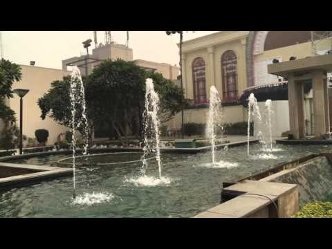Water fountain at Orana Hotel and Resorts