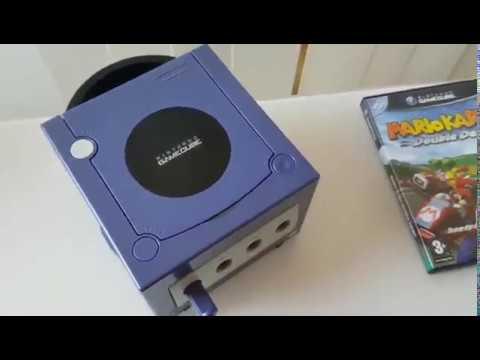 Unboxing Nintendo GameCube Games - Mario Kart: Double Dash!! + PIKMIN