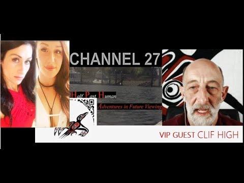 CLIF HIGH VIP GUEST /Half Past Human - P.2   Heidi and Jenny Moonstone