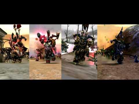 Warhammer Dawn Of War - Firestorm Over Kronus 3.5