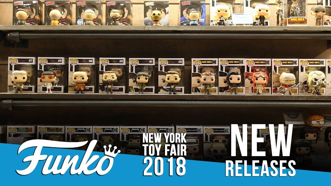 toy fair new york 2018 new items for 2018 youtube