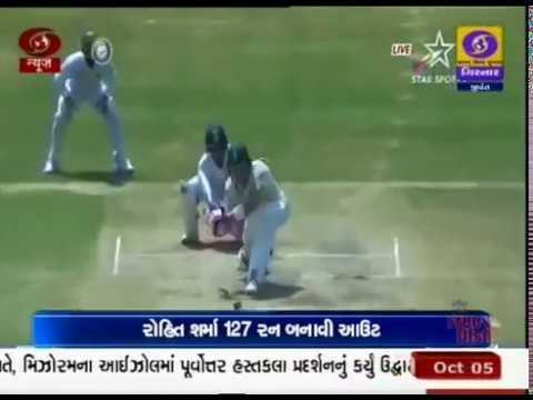 Cricket : IND v SA: ચોથા દિવસના અંતે સાઉથ આફ્રિકાનો સ્કોર 11/1, અંતિમ દિવસે જીતવા 384 રનની જરૂર