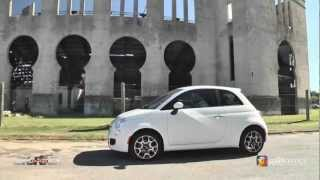 Fiat 500 Test Drive Impresiones de manejo