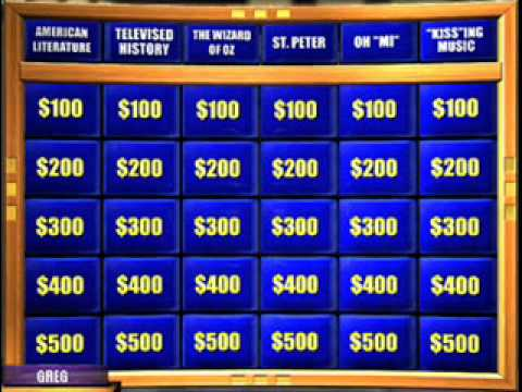 Jeopardy Theme Hip Hop Remix ( Instrumentals Beat )
