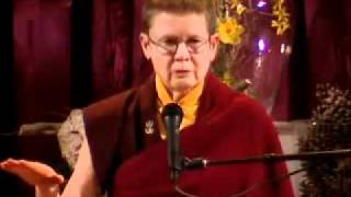 Pema Chodron on a saying of Shantideva, an ancient sage