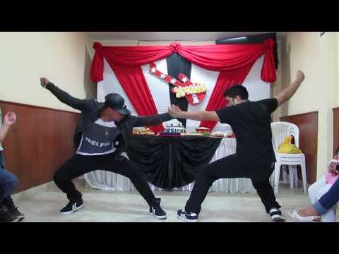 Michael Jackson Peruano Jhon Palacios: Beat It (cumple Yorshua)