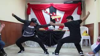 Michael Jackson Peruano Jhon Palacios Beat It Cumple Yorshua