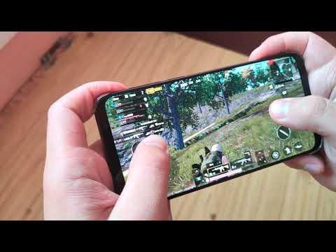 Игры на смартфоне Meizu 16th  - PUBG