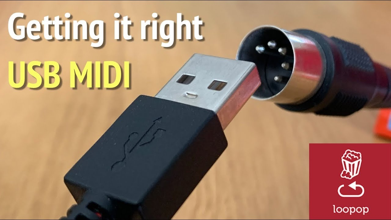 midi to usb wiring diagram [ 1280 x 720 Pixel ]