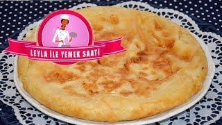 Tavada Kolay Peynirli Börek Tarifi - Leyla ile Yemek Saati