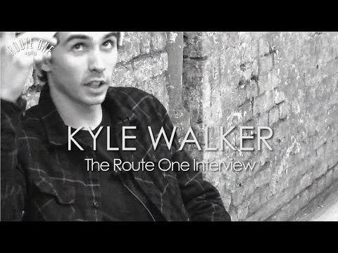 Kyle Walker: The Route One Interview