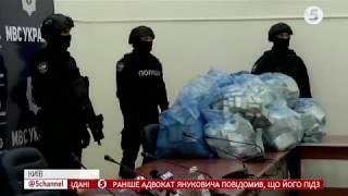 Нацполіція затримала групу іноземців, які перевозили 300 кг героїну / включення