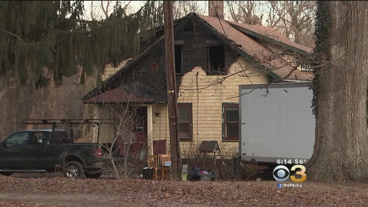 Officials: Father, 2 Young Children Die In NJ House Fire