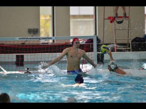 Mens Water Polo South Africa (3rd) v Scotland (4th) - Commonwealth Water Polo Championships 2014